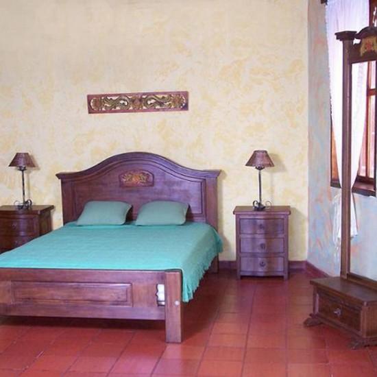 Muebles Rústicos La Cabaña Alcoba Cupido