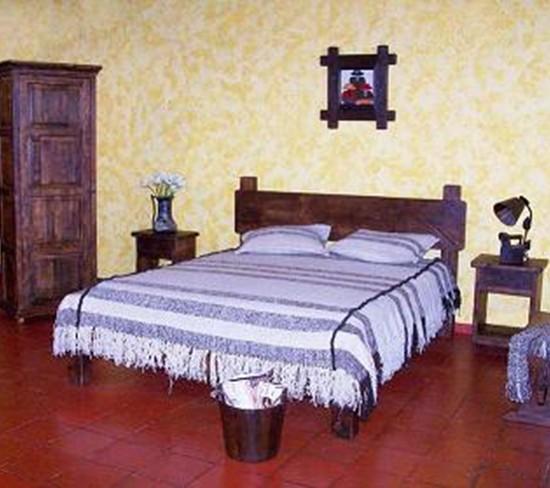 Muebles Rústicos La Cabaña Alcoba Puntalarga