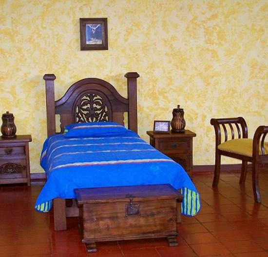 Muebles Rústicos La Cabaña Alcoba Sami
