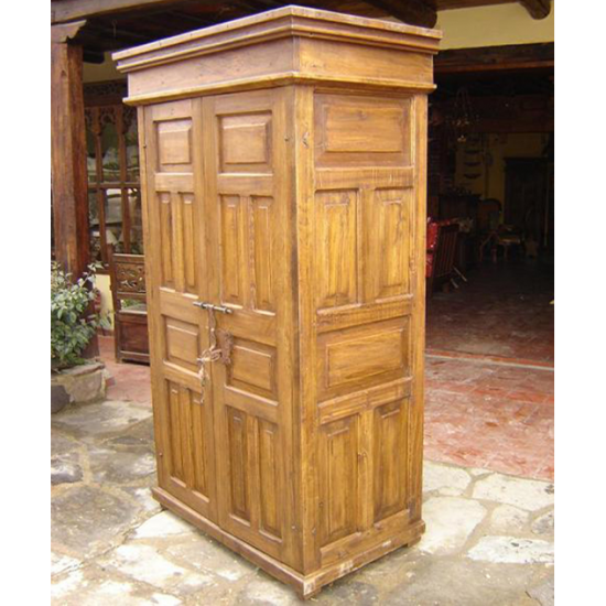 Muebles Rústicos La Cabaña Armario Apolo