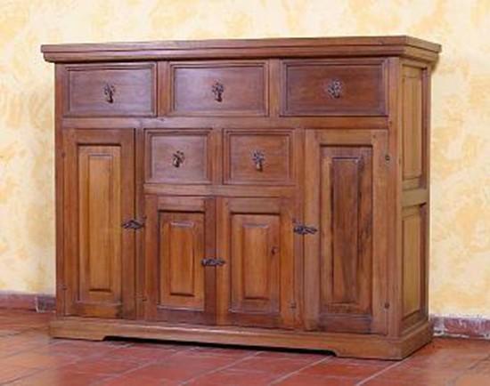 Muebles Rústicos La Cabaña Bife Calipso