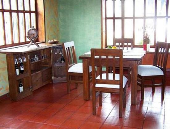 Muebles Rústicos La Cabaña Comedor Duna