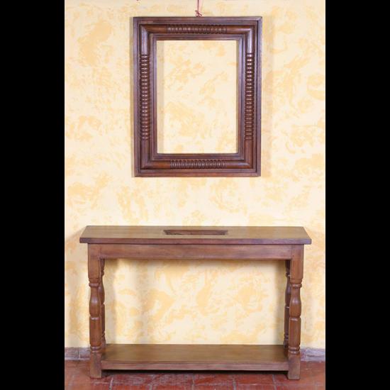 Muebles Rústicos La Cabaña Consola Iliana