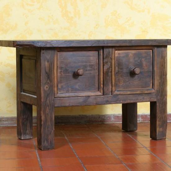 Muebles Rústicos La Cabaña Mesa Tocinera