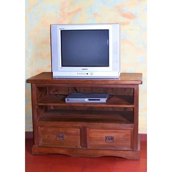 Muebles Rústicos La Cabaña Mueble TV Luna II