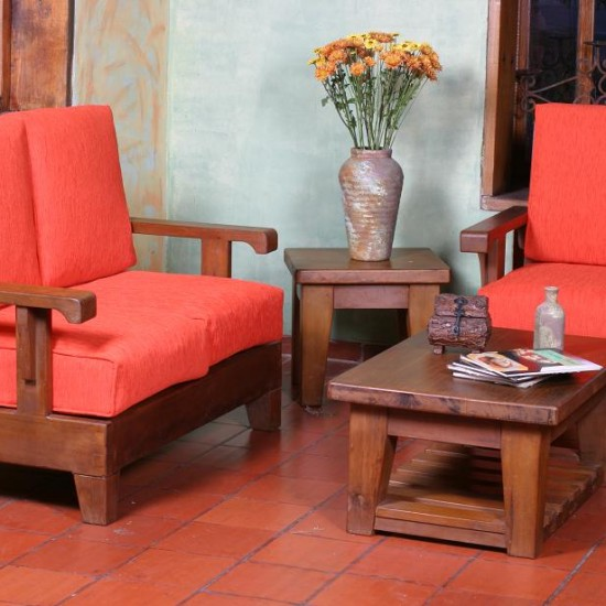 Muebles Rústicos La Cabaña Sala Acuario
