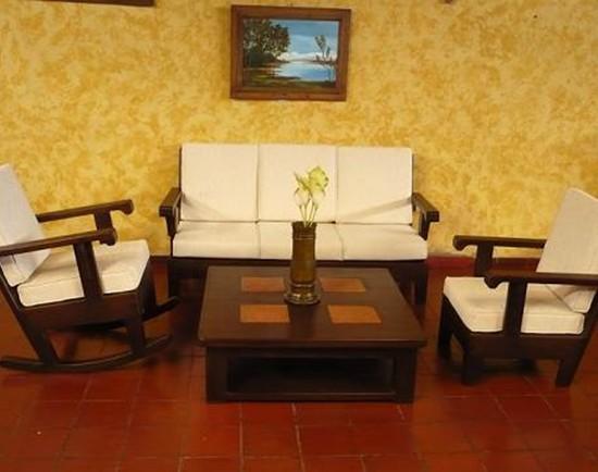 Muebles Rústicos La Cabaña Sala Acuario II