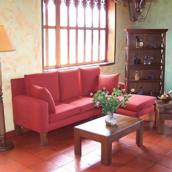 Muebles Rústicos La Cabaña Sala Nápoles