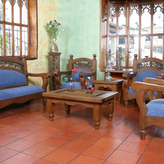 Muebles Rústicos La Cabaña Sala Orion