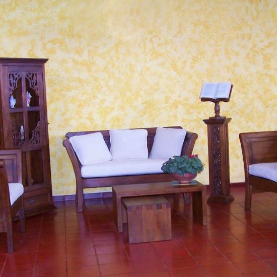 Muebles Rústicos La Cabaña Sala Zusata
