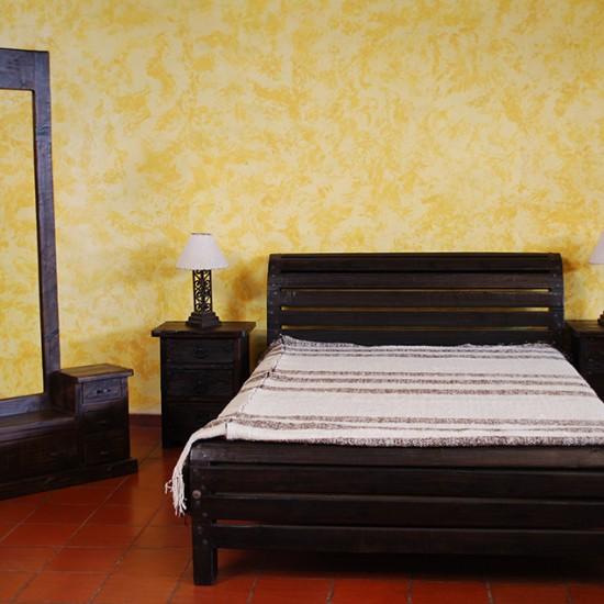 Muebles Rústicos La Cabaña Cama Bareque