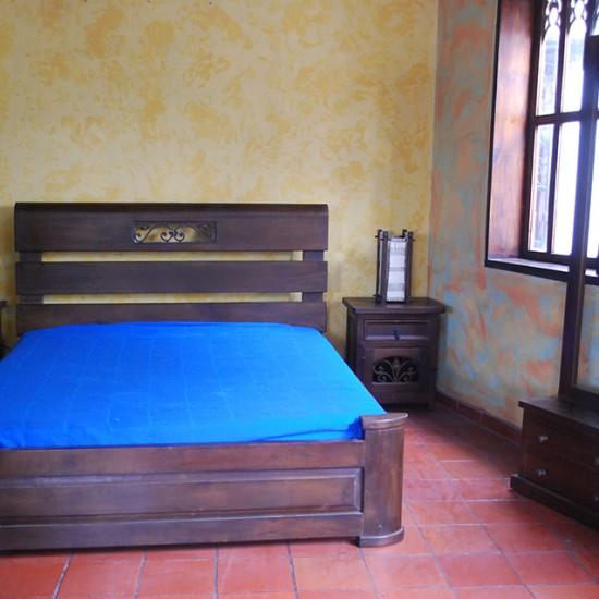 Muebles Rústicos La Cabaña Cama Casona