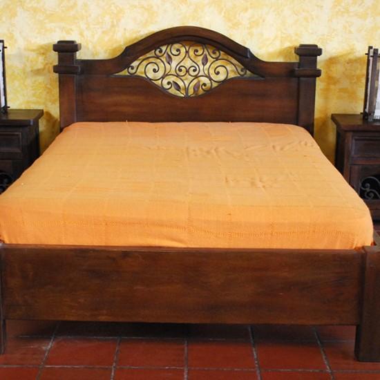 Muebles Rústicos La Cabaña Cama Corin