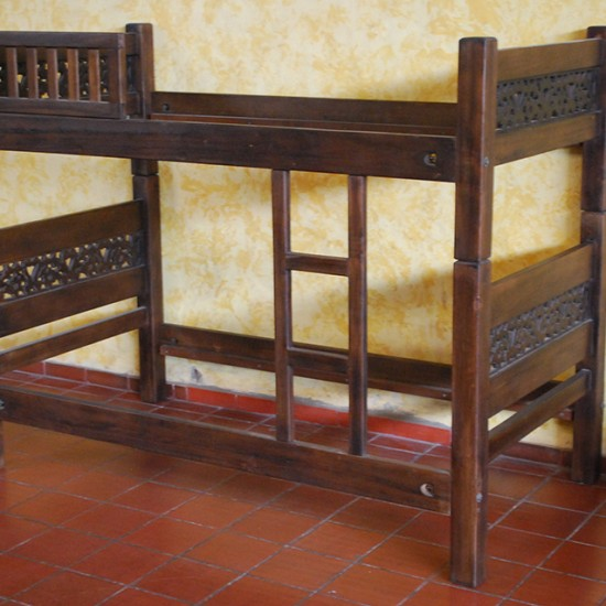 Muebles Rústicos La Cabaña Camarote