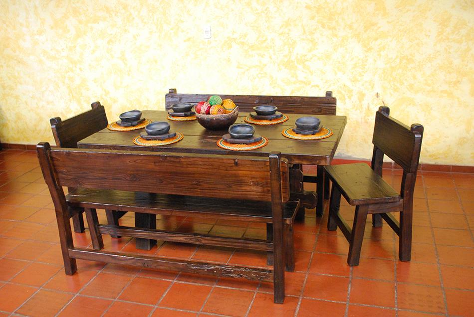 Muebles algarrobo la cabana 20170809173009 for Muebles comedor rusticos