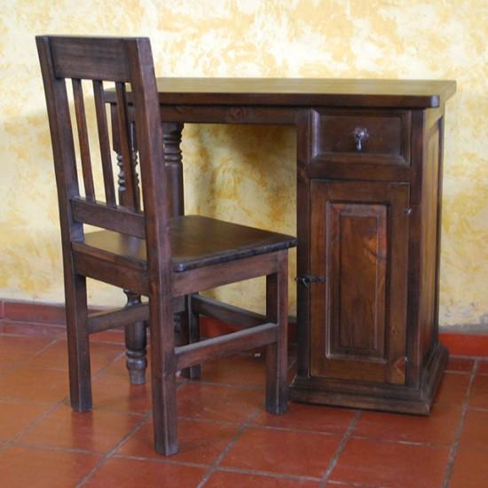 Muebles Rústicos La Cabaña Escritorio Manicure