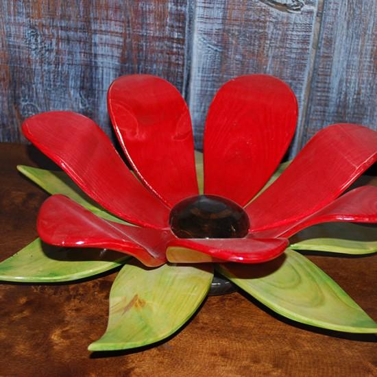 Muebles Rústicos La Cabaña Frutero Flor